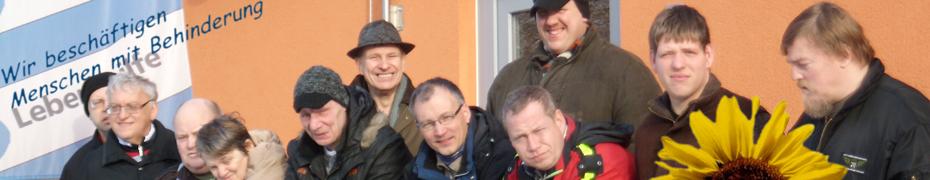Herzlich willkommen bei der Lebenshilfe-Aktiv gemeinnützige GmbH